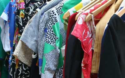 Gebrauchte Kleider im MAGAZIN Koblenz