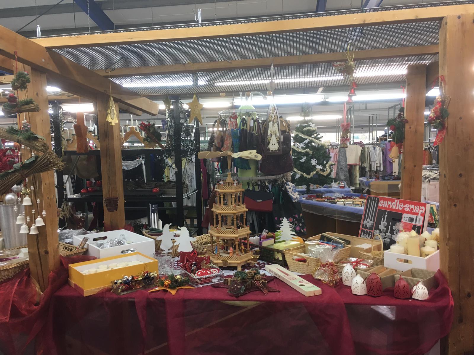 Weihnachtsmarkt - alles für Ihr Weihnachtsfest