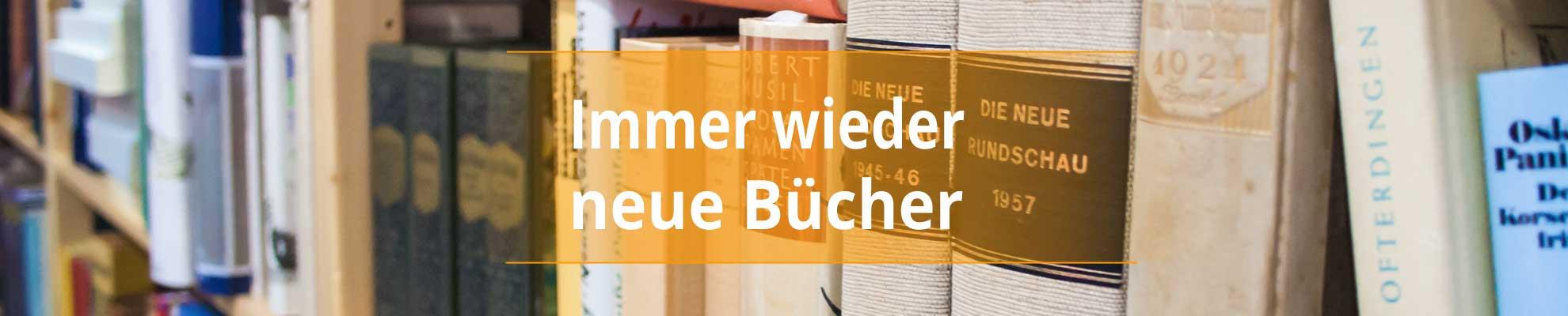Magazin Halsenbach - Bücher