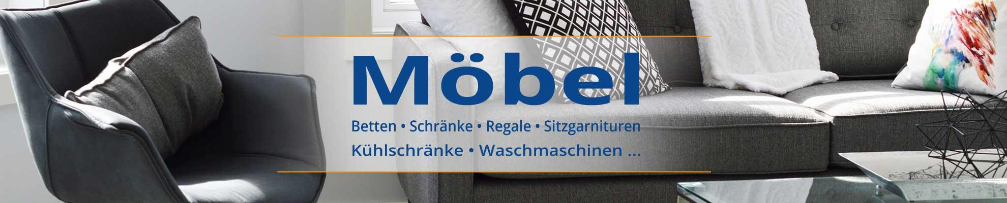 Magazin Halsenbach - gut erhaltene Möbel
